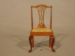 157. Chippendale Chair (straight back)